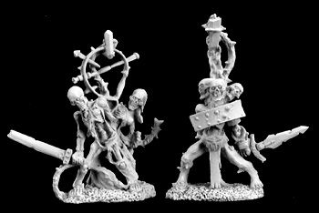 Undead Constructs (2) (OOP), 2984 Reaper Miniatures, Inc.