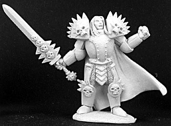 Arrodis Baletide (OOP), 2995 Reaper Miniatures, Inc.