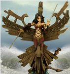 Dark Maiden, Shipwreck Angel (resin) (Discontinued)