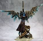 The Dark Maiden (Heroic Scale Metal Miniature) (Discontinued)