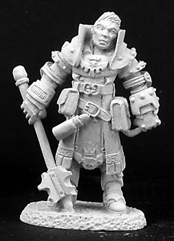 Silas, Male Cleric (OOP), 3010 Reaper Miniatures, Inc.
