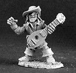Fynch Brassfog, Gnome Bard