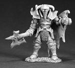 Zarion Bloodnail, Evil Warrior (OOP)