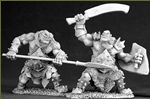 Orc Spearman and Swordsman (2)