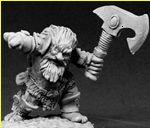 Hulgrif, Dwarf Barbarian (OOP)