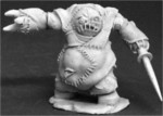 Gutrags, Stitch Golem (resin and white metal)