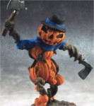 Freddie, Pumpkin Horror