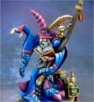 Viharis Tenspire, Wizard