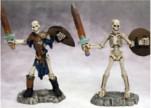Skeleton Swordsmen (2)