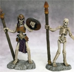 Skeleton Spearmen (2)