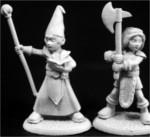 Townsfolk:Kids 1 Wizard & Ranger
