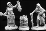 Townsfolk of Dreadmere Ladies