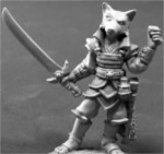 Kogo, Male Kitsune