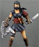 Kiri, Female Ninja