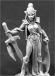 D'Mona, Female Vampire Warrior