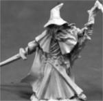 Kenrik Thistlemoor, Wizard