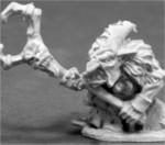Sakarat, Goblin Wizard