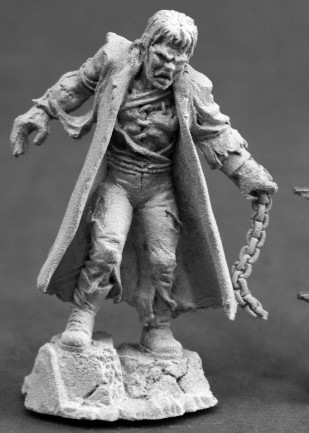 Graveflesh Servant (Male), 3840 Reaper Miniatures, Inc.