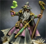 Kelainen Darkmantle, Evil Wizard