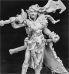 Talnyth, Elf Barbarian