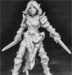 Shardis, Elf Rogue