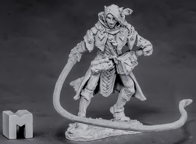 Belthual, Elf Chronicler, 3864 Reaper Miniatures, Inc.