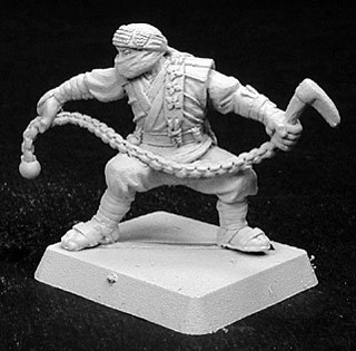 Ninja II (Discontinued), 4405 Reaper Miniatures, Inc.