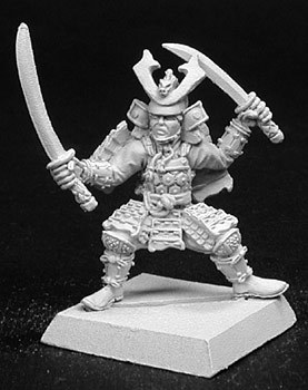 Mirimoto Taki (Discontinued), 4408 Reaper Miniatures, Inc.