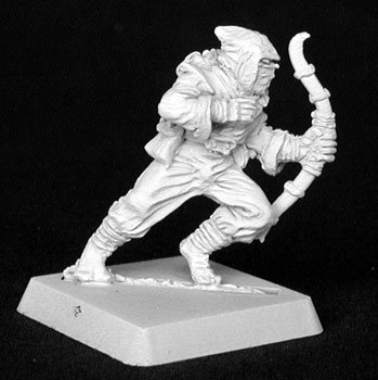 Ninja Bowman (Discontinued), 4419 Reaper Miniatures, Inc.