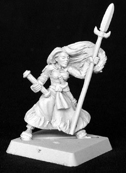 Ryosei of the Mantis Clan (Discontinued), 4422 Reaper Miniatures, Inc.