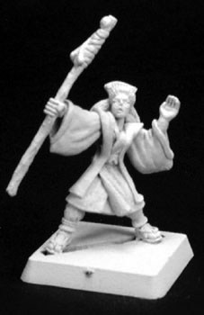 Female Shugenja, Unicorn Clan (Discontinued), 4428 Reaper Miniatures, Inc.
