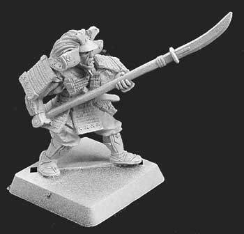 Lion Clan Heavy Elite Samurai (Discontinued), 4432 Reaper Miniatures, Inc.