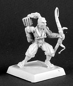 Mukami Mantis Clan (Discontinued), 4435 Reaper Miniatures, Inc.
