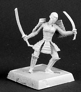 Mirimoto Hitomi (Discontinued), 4438 Reaper Miniatures, Inc.