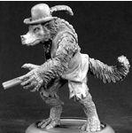 Jesse Moonwalker, Werewolf Tracker (OOP)