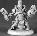 Decker Lugstampf, Steampunk Hero