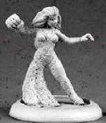 Sandwoman (OOP)