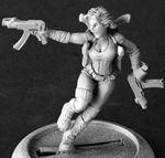 Bonnie, Futuristic Heroine