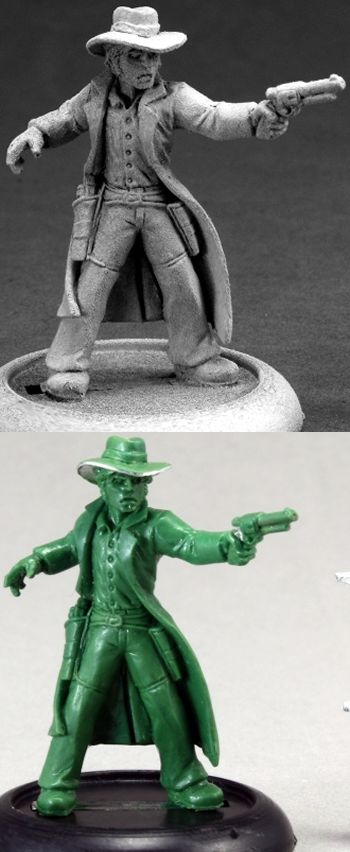 Miniature-GIANT :: SAVAGE WORLDS :: Gunslinger