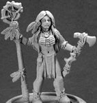 Indian Shaman (Female)