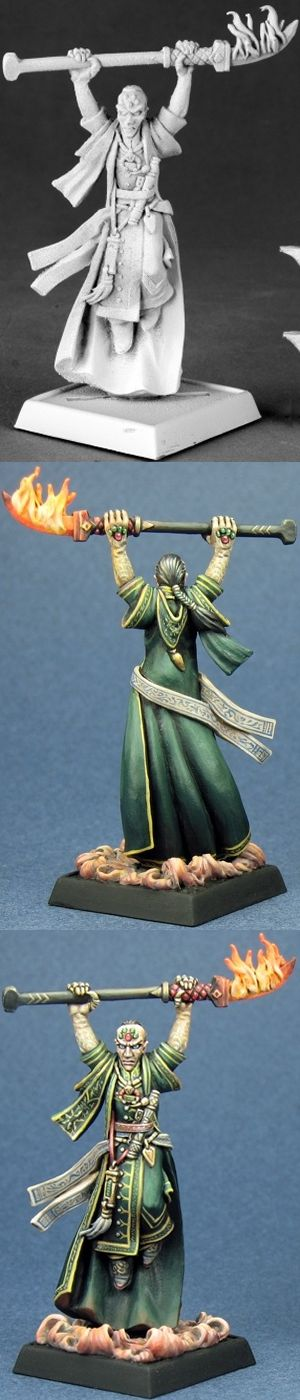 Karzoug, Runelord of Greed, 60022 Reaper Miniatures, Inc.