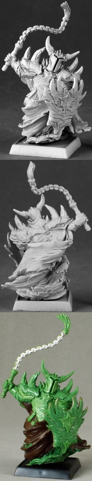 Order of the Scourge Hellknight, 60024 Reaper Miniatures, Inc.
