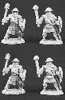 Men at Arms of Breonne (4) (OOP)