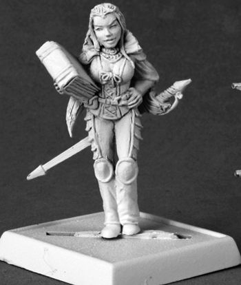 Ailyn Ghontasavos, 60065 Reaper Miniatures, Inc.