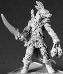 Serpentfolk Warrior