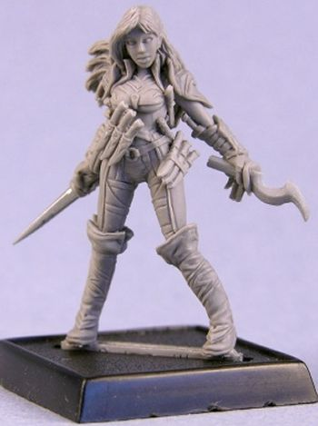 Cleric of Calistria, 60092 Reaper Miniatures, Inc.