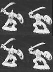 Orc Warriors (4) (OOP)