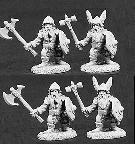 Dwarven Warriors (4) (OOP)