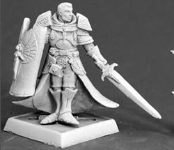 Holy Vindicator, 60111 Reaper Miniatures, Inc.