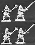 Highlanders Elites (4) (OOP)